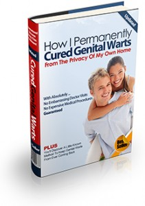 Download Genital Warts Cure Ebook