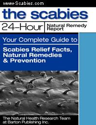 scabies report