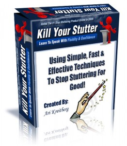 stuttering cure ebook
