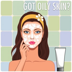 how to get clear skin for oily skin naturally